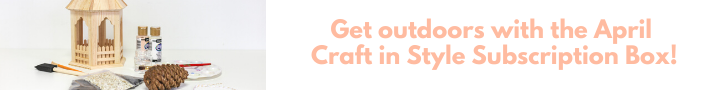 craft in style subscription box sneak peek april 2020