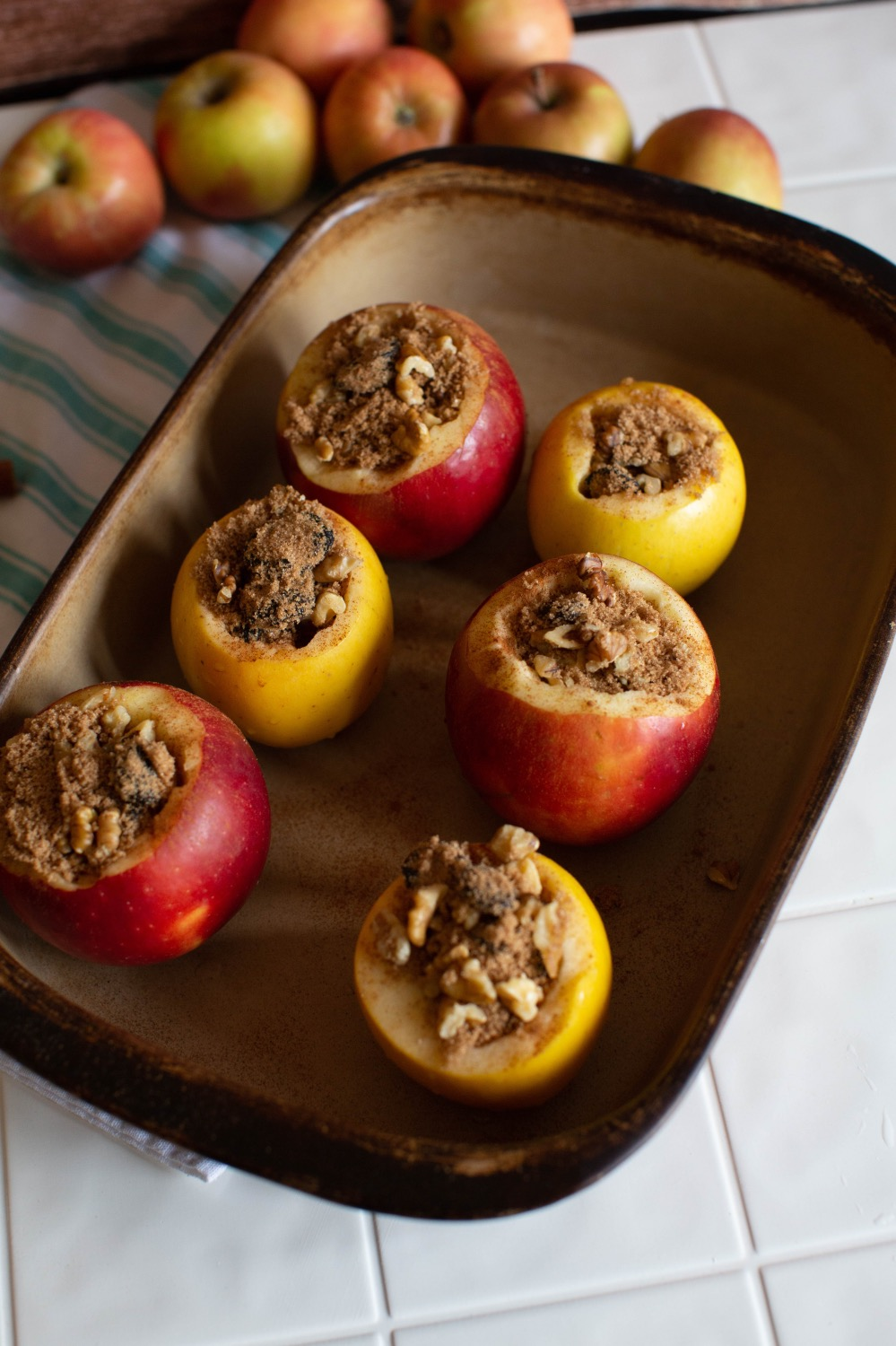 how to stuff baked apples recipe pop shop america