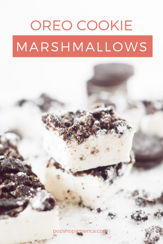 oreo cookies marshmallows recipe feature pop shop america