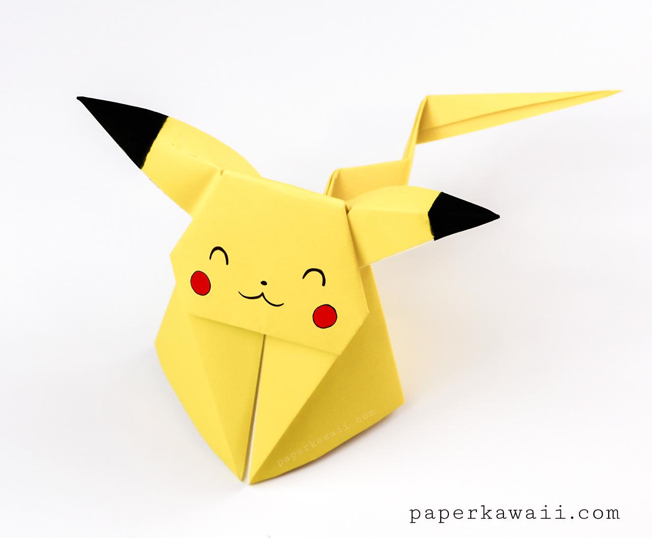 origami-pikachu-tutorial-paper-kawaii-04-1
