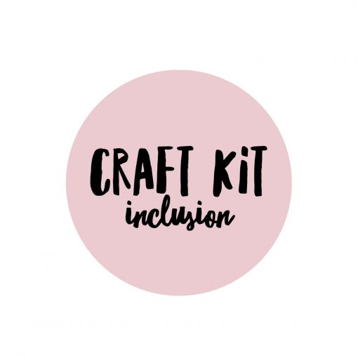 craft kit inclusion sponsorship pop shop america