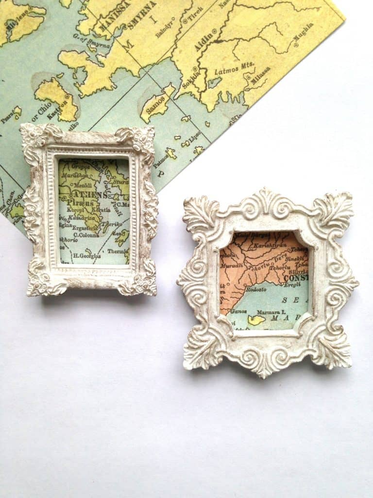 diy map magnets by surviving teacher salary