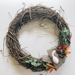 diy large fall wreath kit