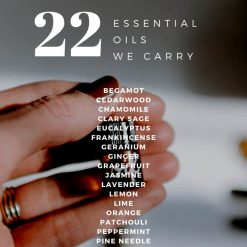 essential oils list for diy candle making kit