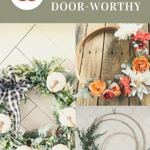 11 fall wreaths that are front door worthy