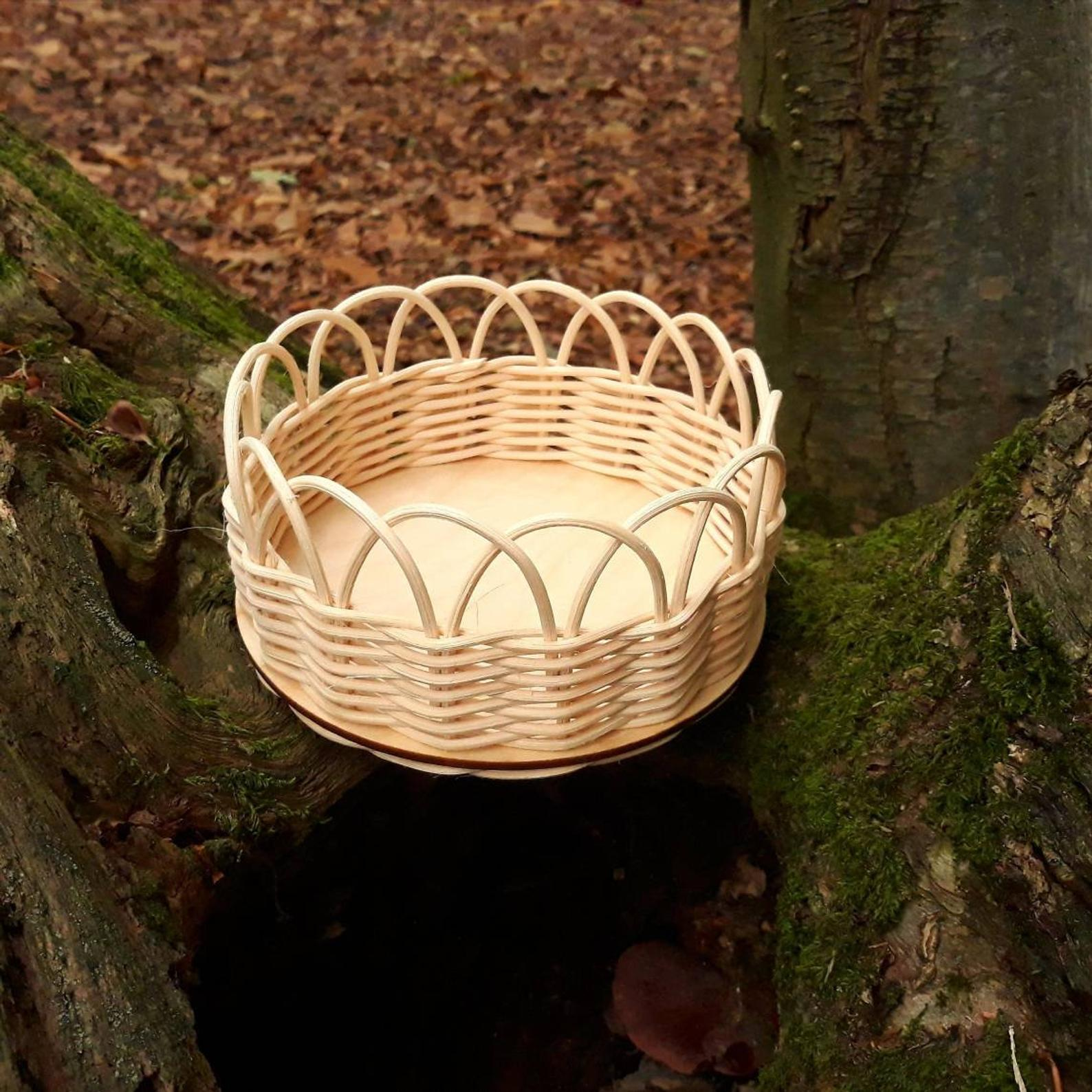 diy basket weaving kit for beginners
