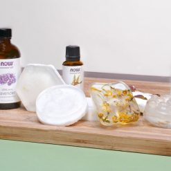 essential oils and soap making supplies