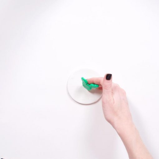 hand scuplting diy clay cactus ring holder