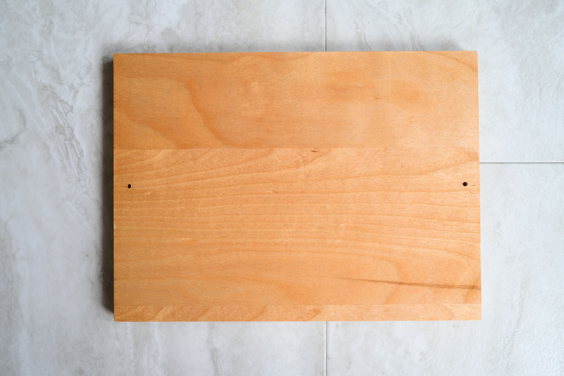 remove the board from the box diy serving tray