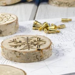 wood-slices-with-wood-burned-snowflakes_square