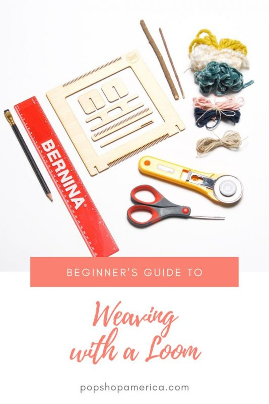 Beginners Guide to Weaving with a Loom