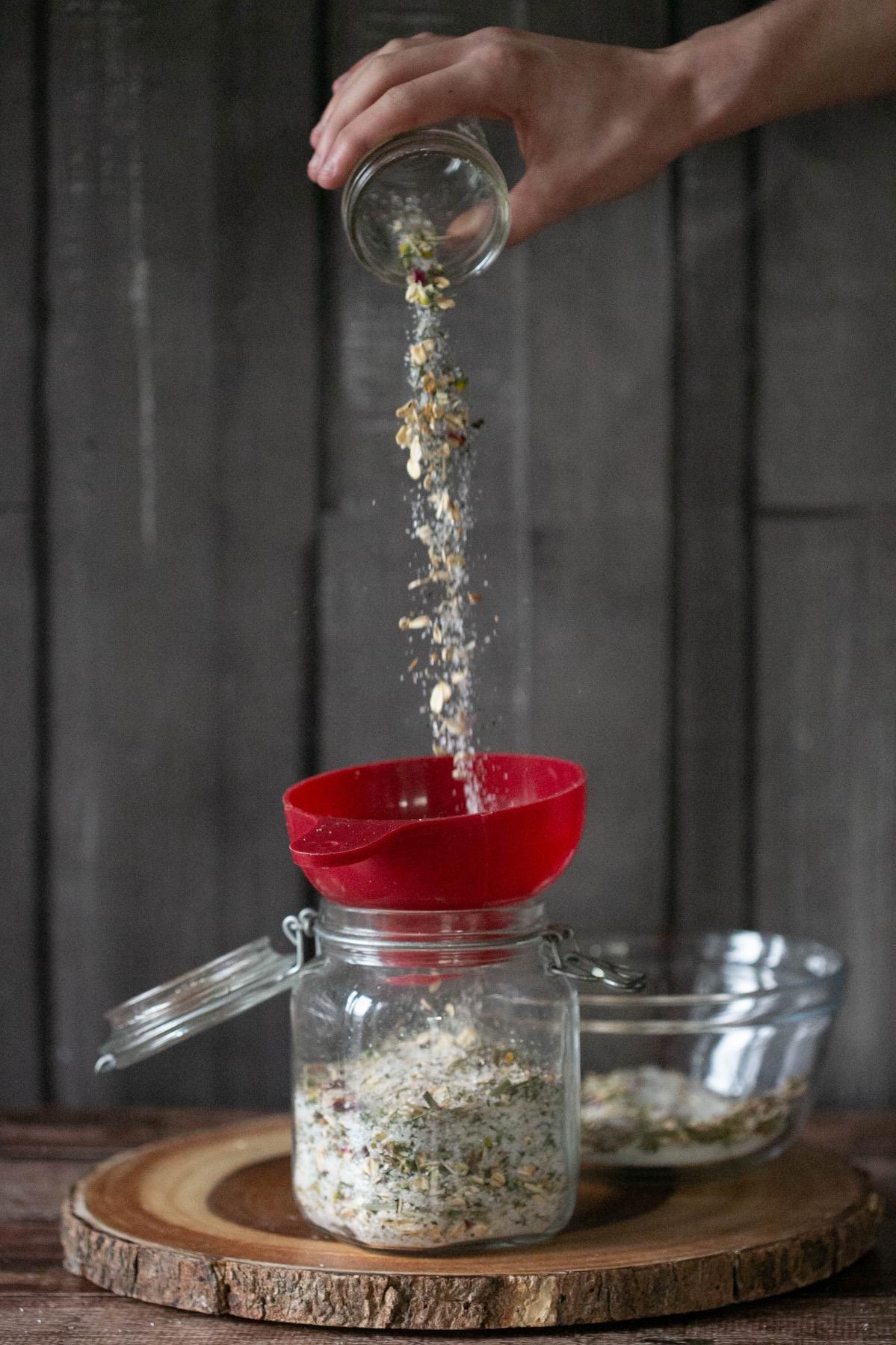 epsom salt and oatmeal bath soak recipe pop shop america