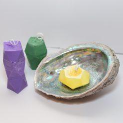 finished-geometric-gemstone-candles-craft-tutorial_square