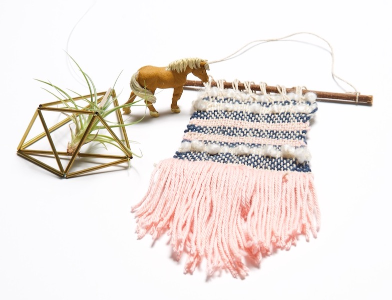 how to use a loom diy january 2021 craft in style subscription box