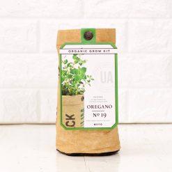 oregano herb garden planter kit pop shop america