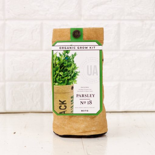 parsley herb garden supply kit