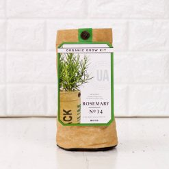 rosemary organic growing kit pop shop america
