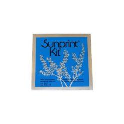 sunprint kit 4x4 paper