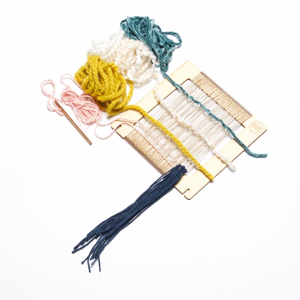 supplies to make a yarn wall hanging pop shop america