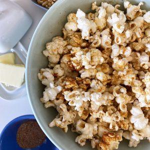 Best BBQ Popcorn