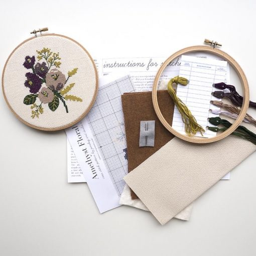amethyst-flower-cross-stitch-embroidery-hoop-kit_square