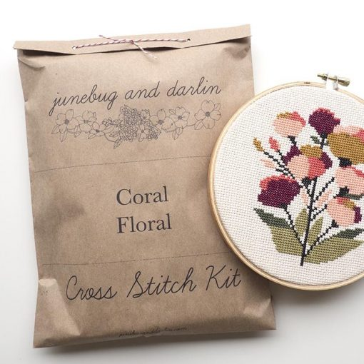 coral-flower-cross-stitch-kit-with-packaging-square