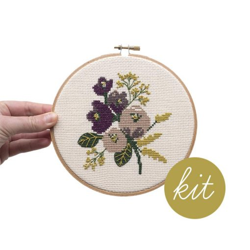make-your-own-amethyst-cross-stitch-flower-kit