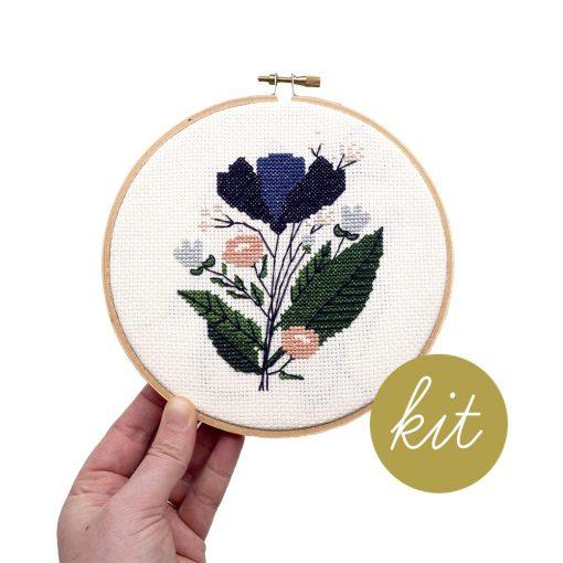 midnight-flowers-cross-stitch-kit