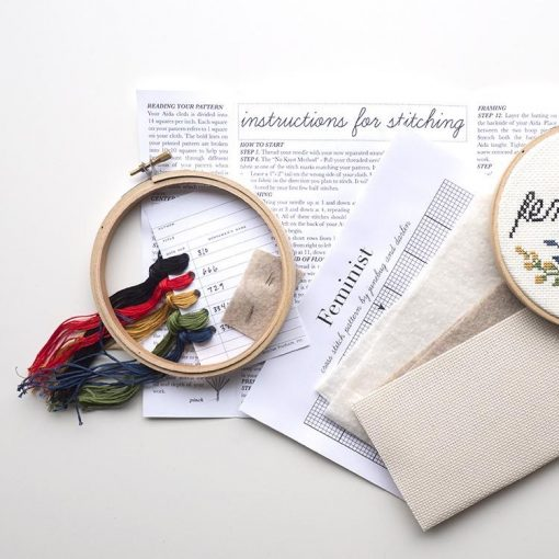 supplies-inside-the-feminist-cross-stitch-craft-supply-kit_square