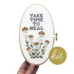 take-time-to-heal-cross-stitch-kit-pop-shop-america