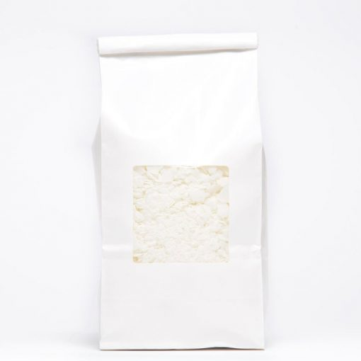 bag of soy candle wax