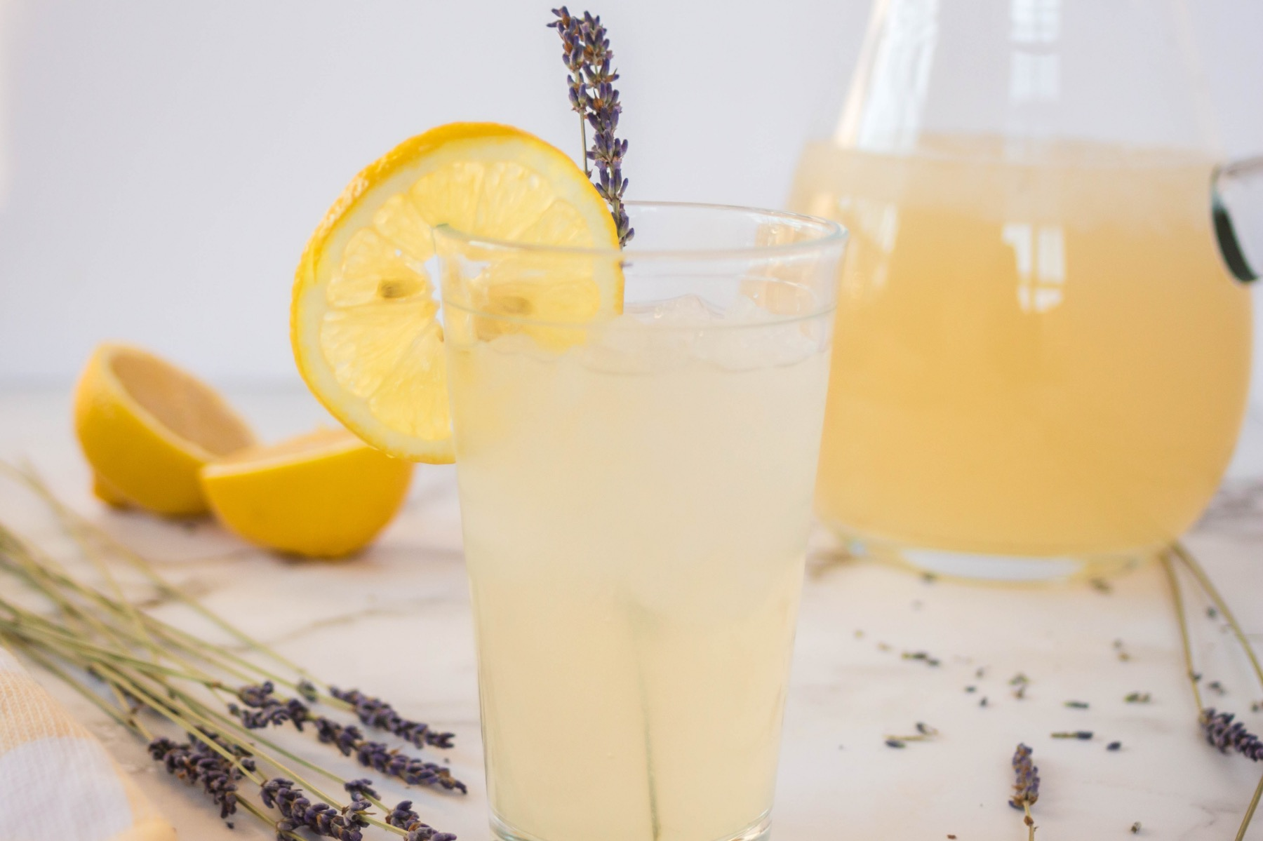 how to serve lavender lemonade diy pop shop america