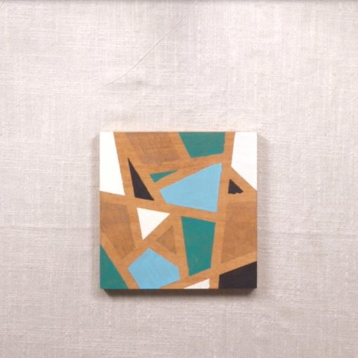 how to make a chevron painting diy square