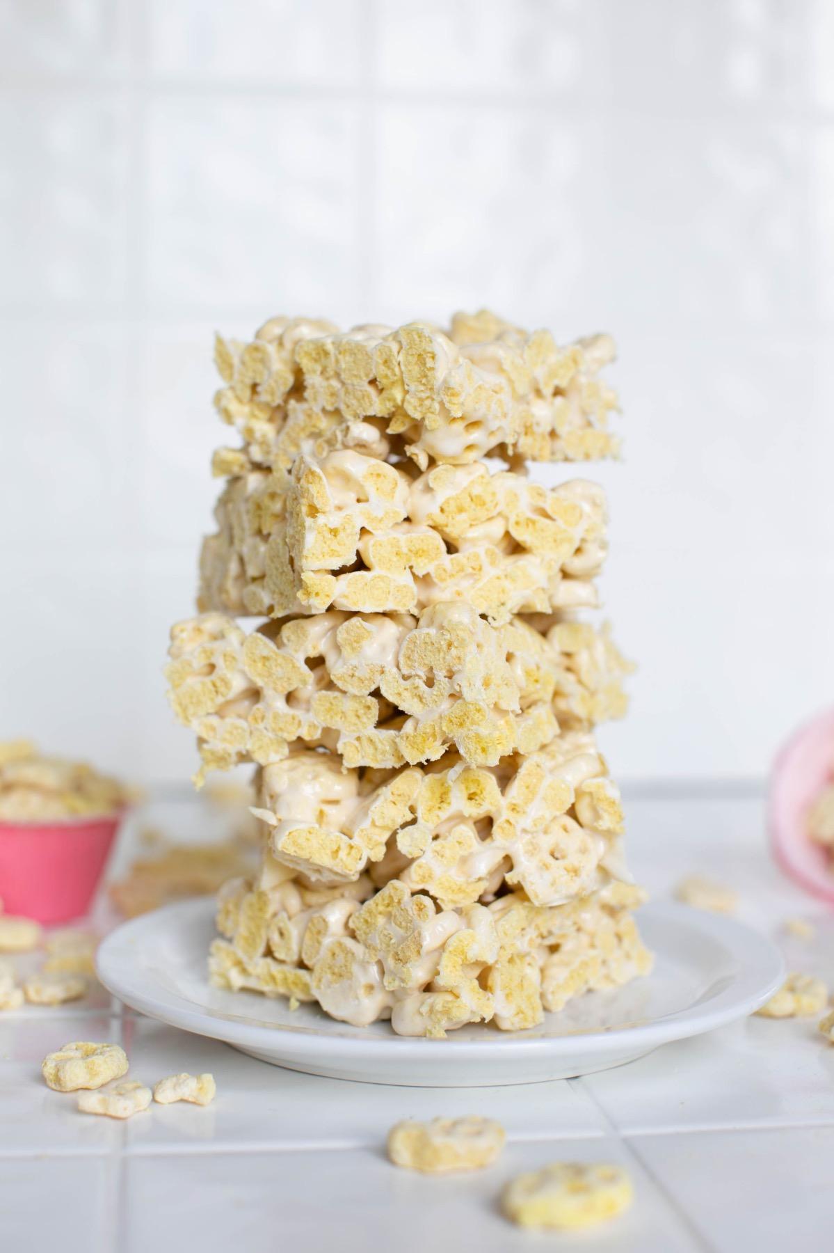marshmallow treats with honeycomb cereal recipe