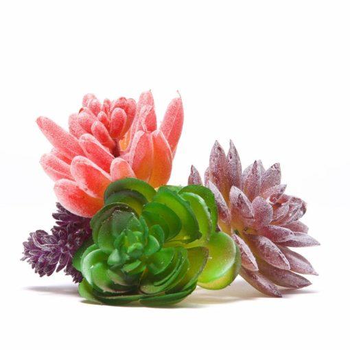 artificial succulent pack