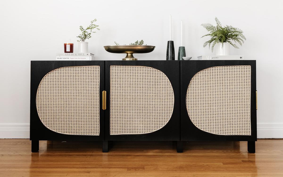 DIY TV Stand Makeover Inspiration