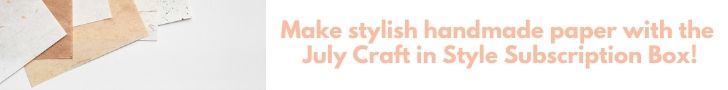 July 2021 Craft in Style Leaderboard