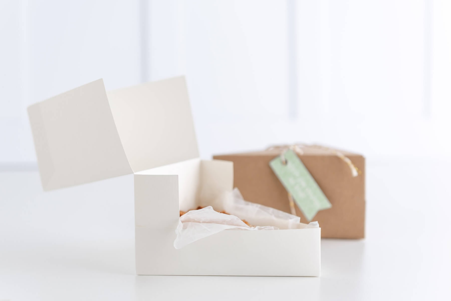 how to make cardstock foldable pie slice boxes
